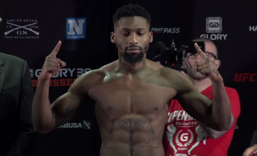 GLORY 39 Brussels: Official Weigh-in
