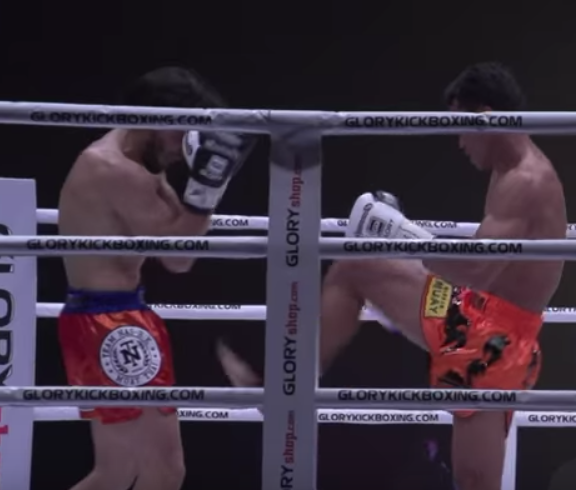 This was: GLORY 39 Brussels