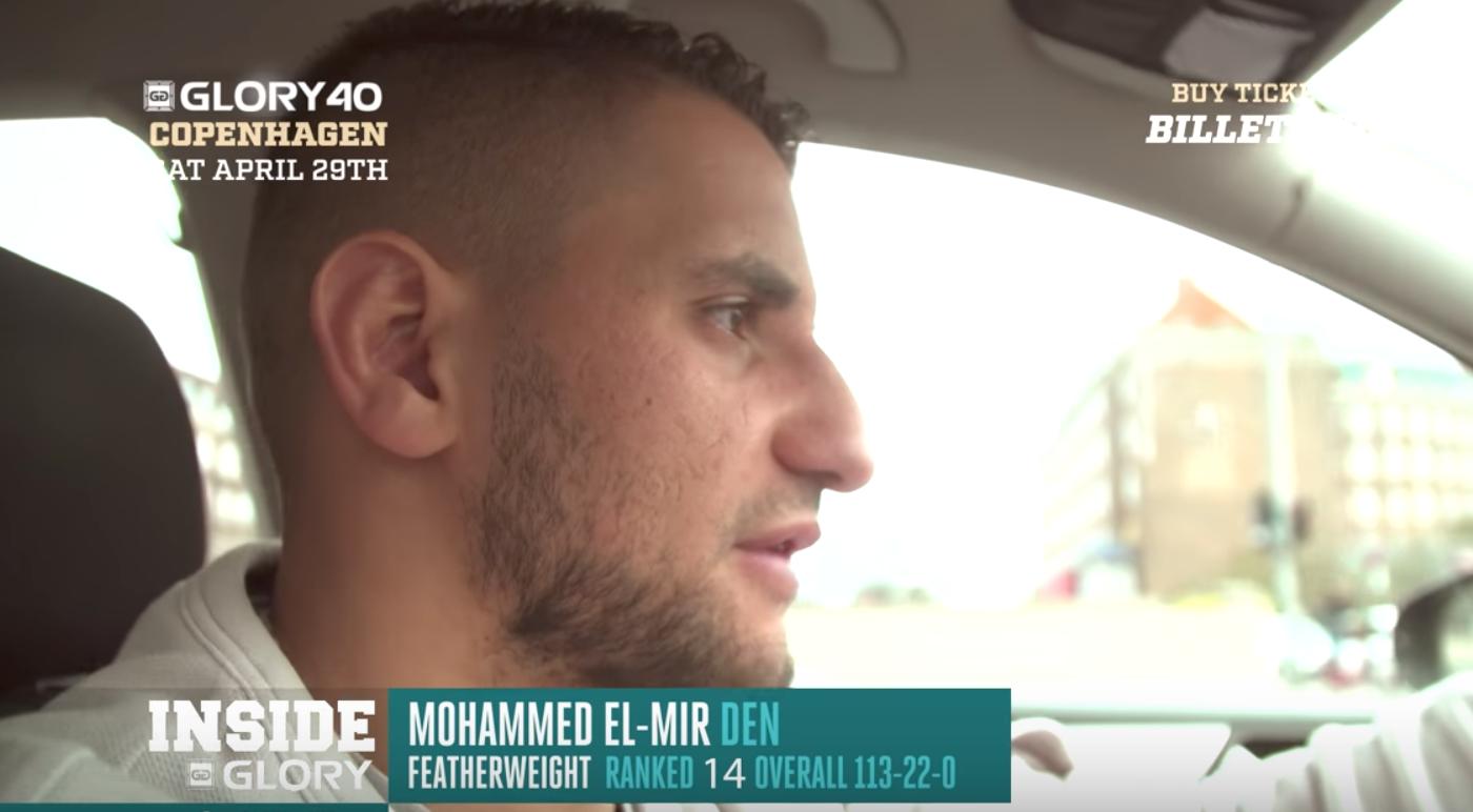 GLORY 40 Copenhagen: Mohammed El-Mir Feature Pt. 3