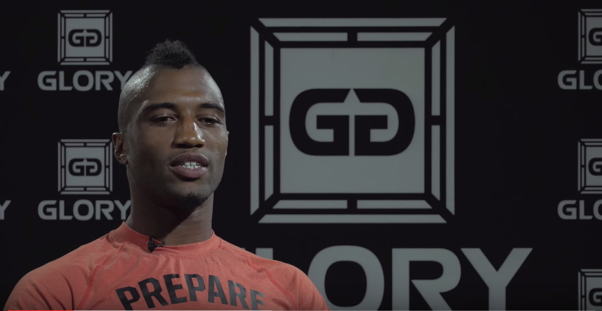 "GLORY 40: Simon Marcus says Jason Wilnis ""will get hurt in this fight"""