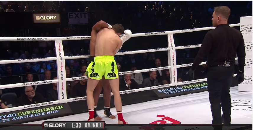 GLORY 39 Brussels: Petchpanomrung Kiatmookao vs. Aleksei Ulianov (Tournament Semi-Finals)