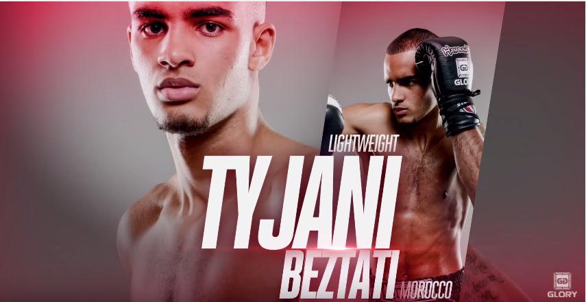 GLORY 41 Holland: Tyjani Beztati Highlight