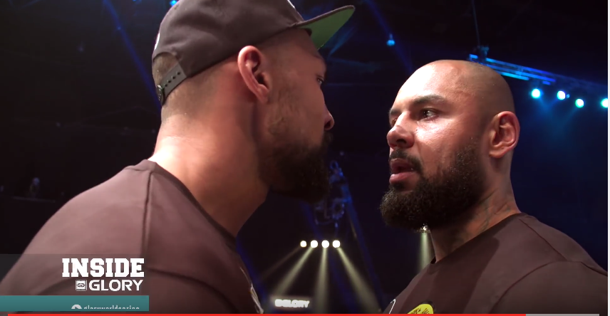 Hesdy Gerges and Chi Lewis-Parry go From Casual Opponents to Bitter Enemies