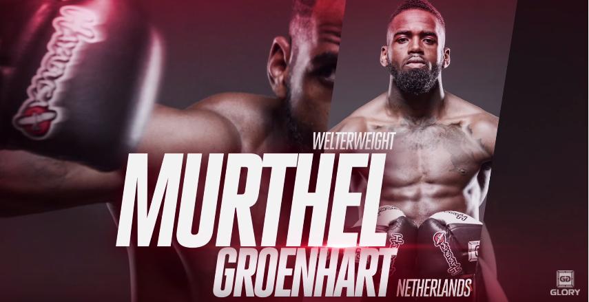 GLORY 41 Holland: Murthel Groenhart Highlight