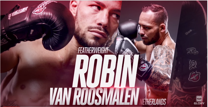 GLORY 41 Holland: Robin van Roosmalen Highlight