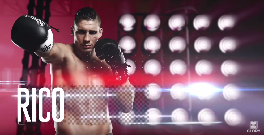 GLORY 41 Holland: Rico Verhoeven Highlight