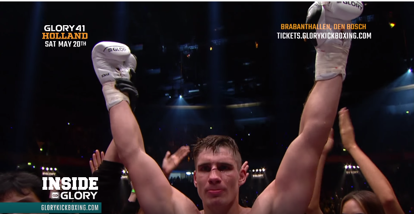 Rico Verhoeven Puts the Kickboxing World on Notice
