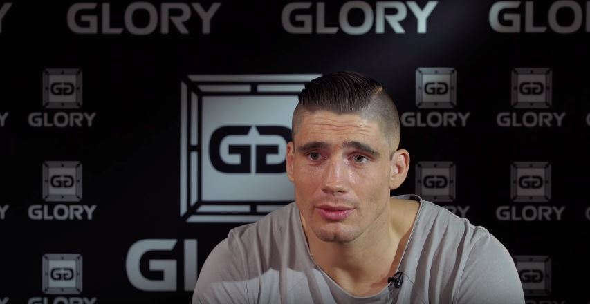 "Rico Verhoeven: ""Ismael Lazaar is fighting the big dog right away"""