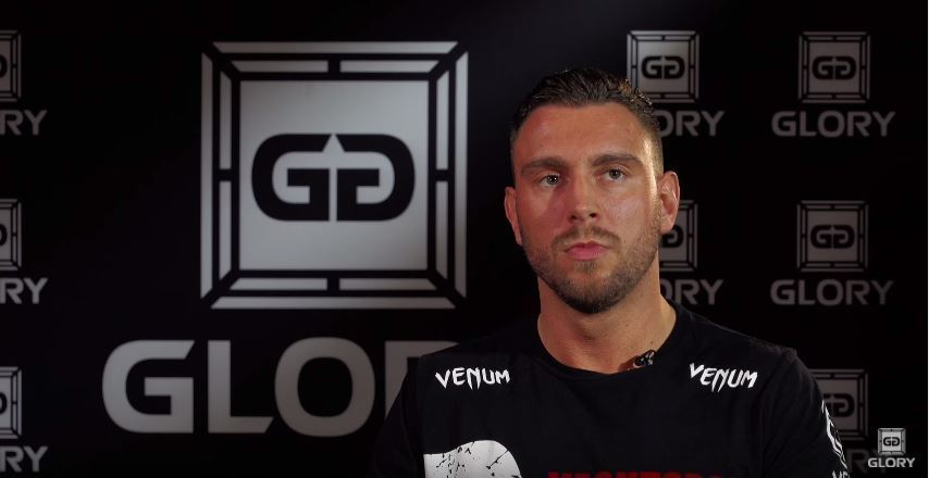 Michael Duut ready to go to war at GLORY 41