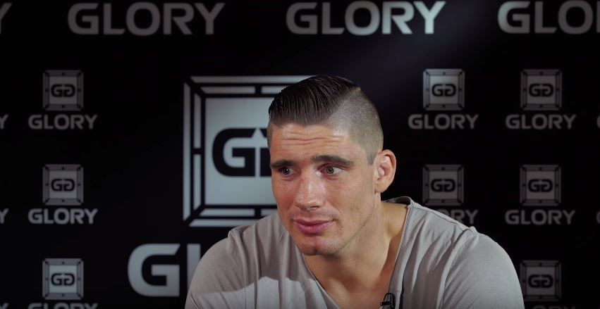 "Rico Verhoeven tells Saki to ""pick up the phone"" if he wants to fight"