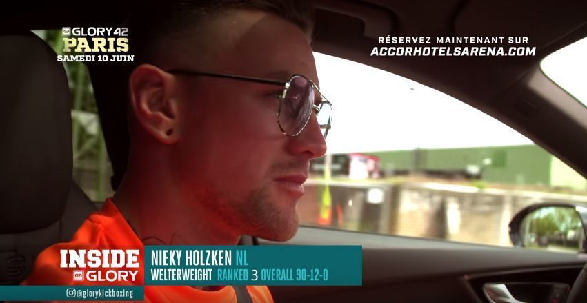 Nieky Holzken Shares His Come Up Story & Raps The Notorious B.I.G.