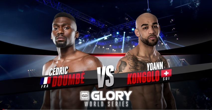 GLORY 39 Brussels: Cedric Doumbé vs. Yoann Kongolo (Welterweight Title Fight)