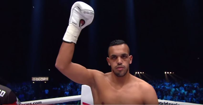 GLORY 42 Paris: Zinedine Hameur-Lain Highlight