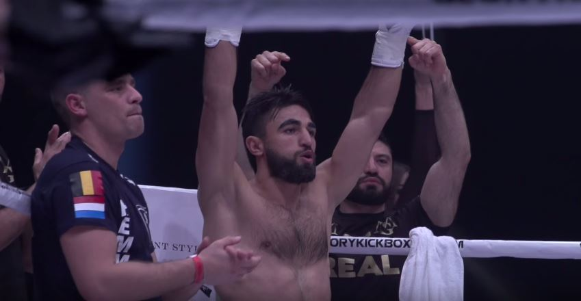 GLORY 42 Paris: Marat Grigorian Highlight