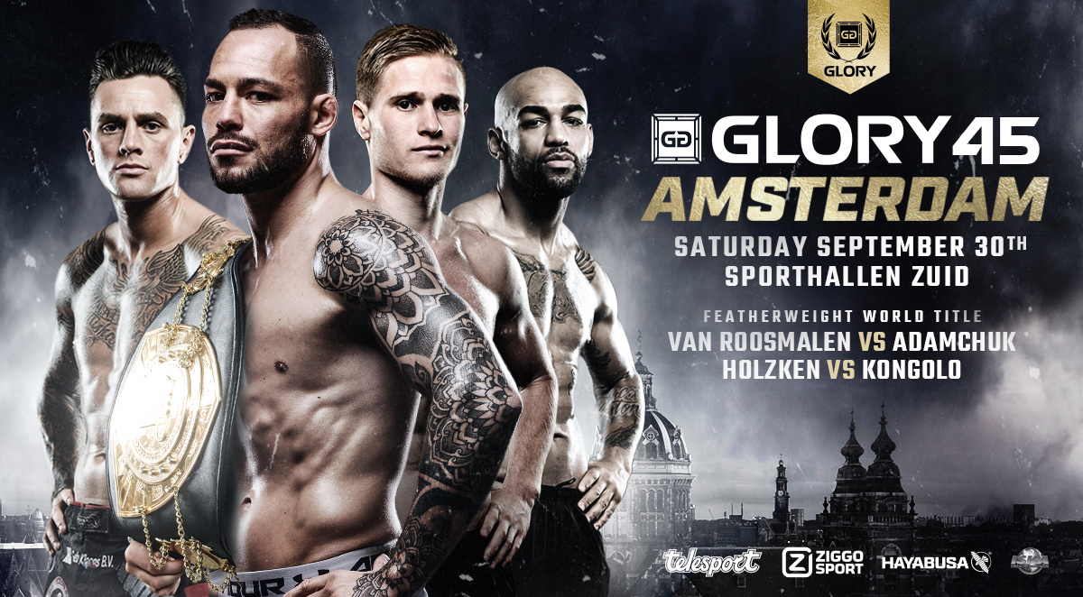 Robin van Roosmalen Defends Featherweight Championship Against No. 1 Contender Serhiy Adamchuk in The Netherlands