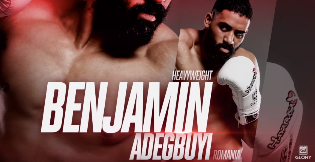 GLORY 43 New York: Benjamin Adegbuyi Highlight