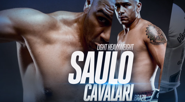 GLORY 43 New York: Saulo Cavalari Highlight