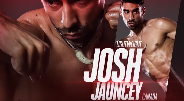 GLORY 43 New York: Josh Jauncey Highlight