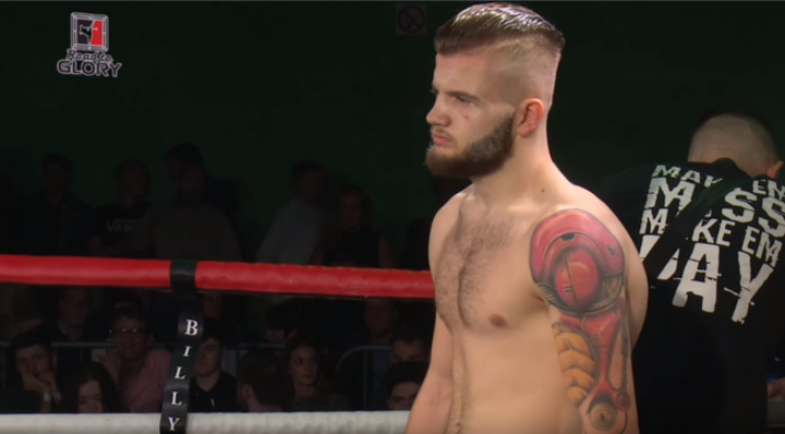 GLORY 43 New York Free Fight: Bailey Sugden vs. Andrew Liddell
