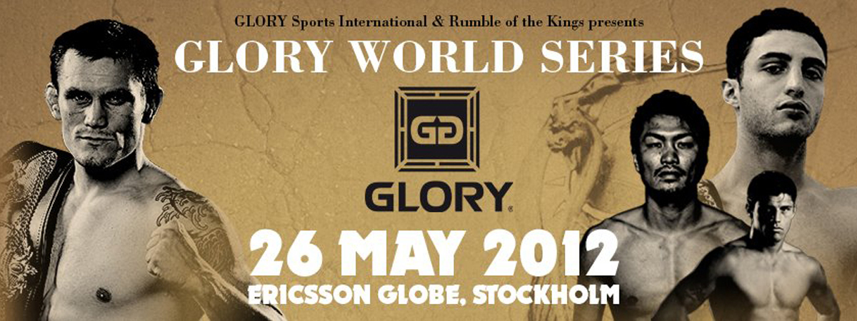 GLORY 1 Stockholm