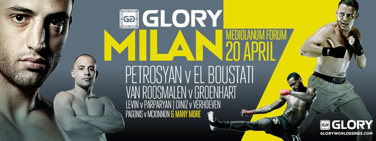 GLORY 7 Milan