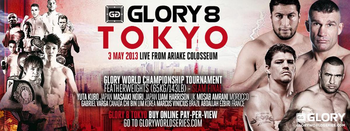 GLORY 8 Tokyo