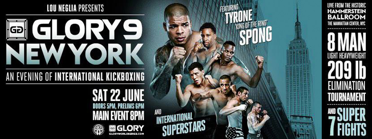GLORY 9 New York