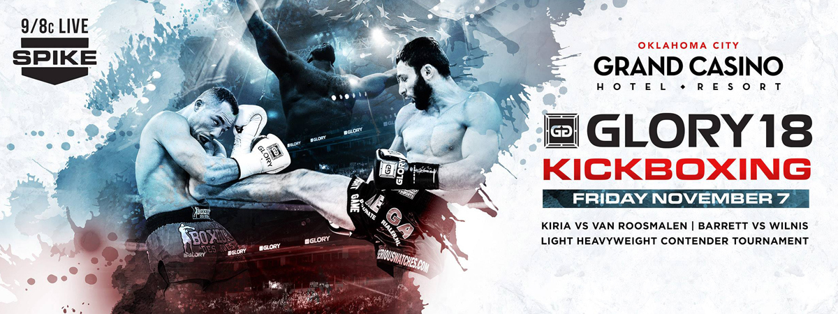 GLORY 18 Return To Glory
