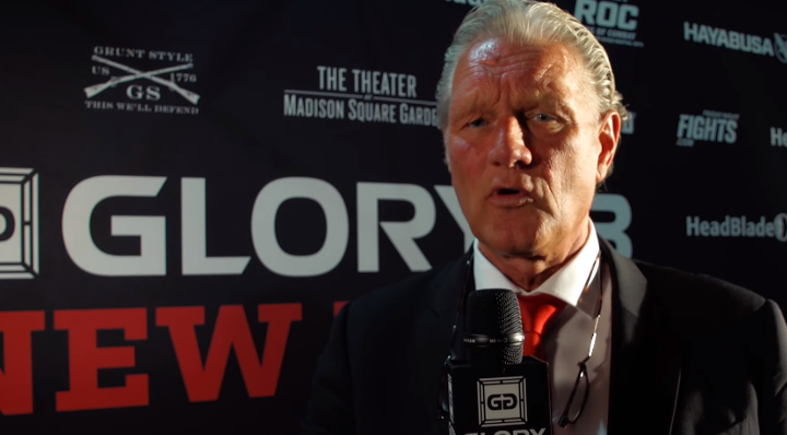 Cor Hemmers confirms Verhoeven/Ben Saddik for GLORY 50 in Netherlands