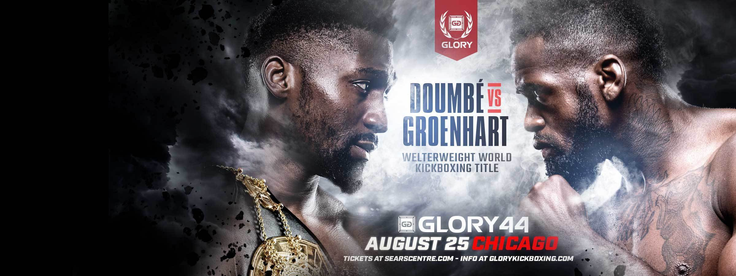 GLORY 44 Chicago
