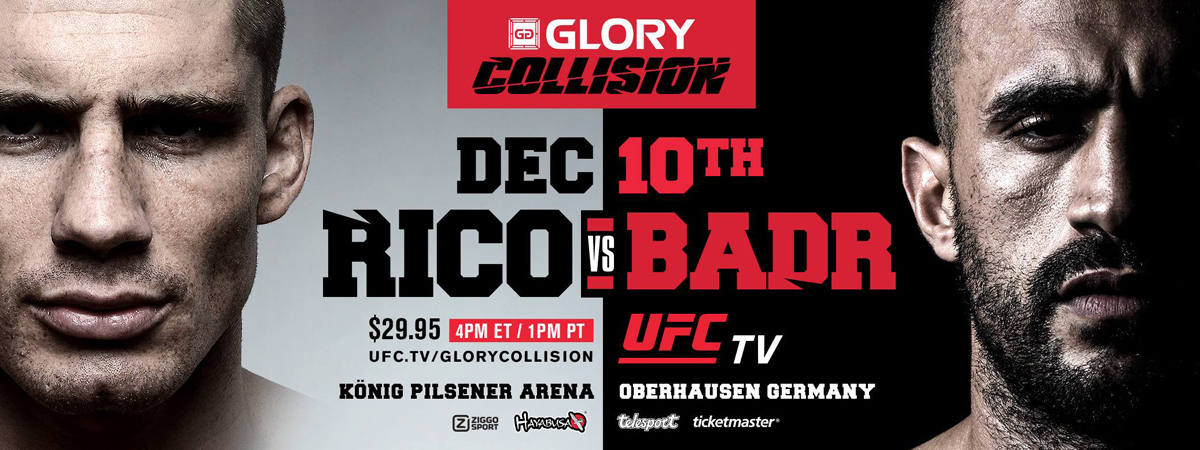 GLORY: COLLISION