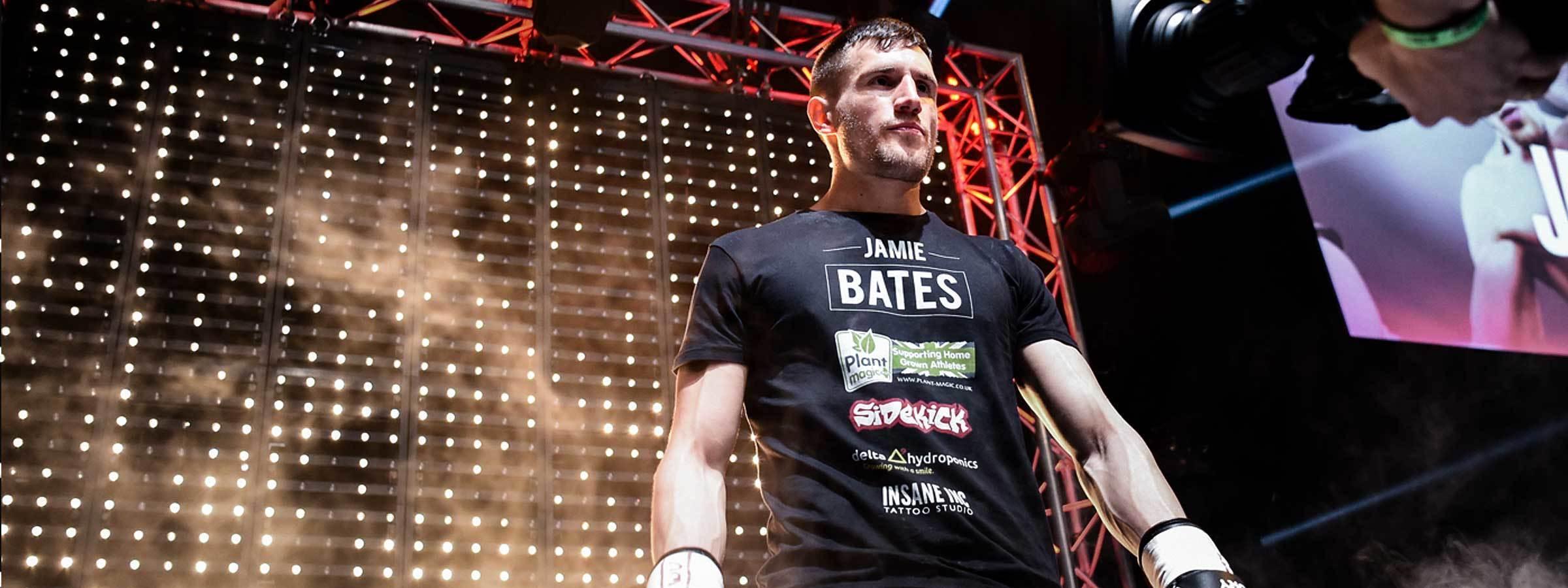 Jamie  Bates
