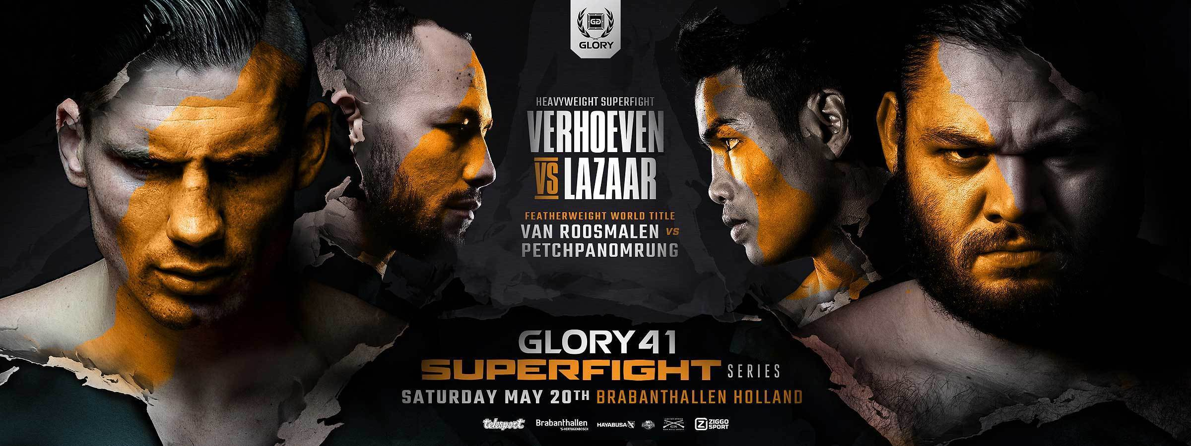 GLORY 41 Holland