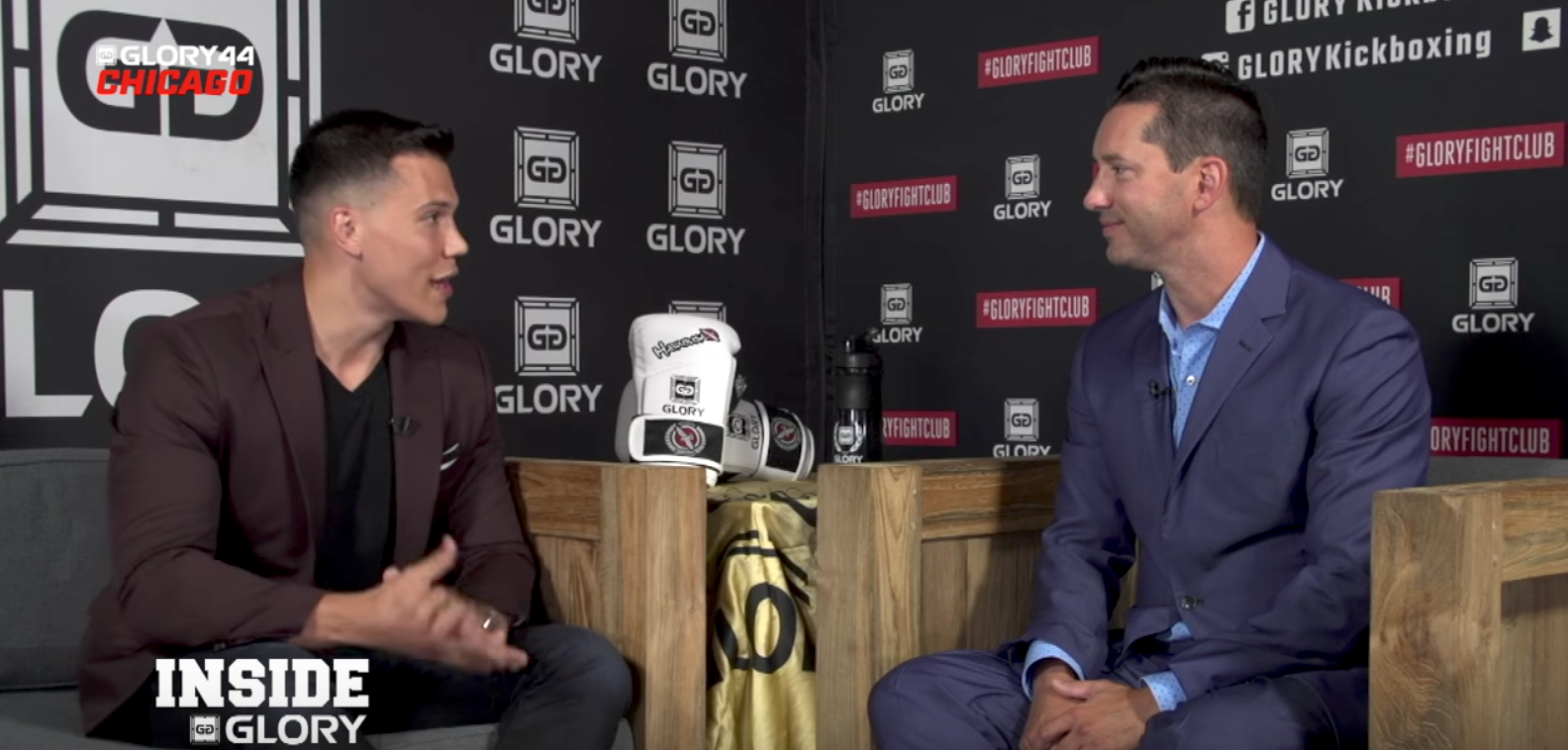 Inside GLORY - Todd and Joe break down Doumbé vs. Groenhart