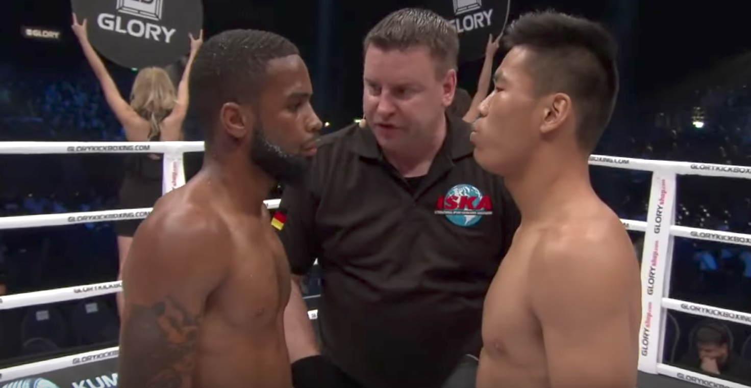 FULL MATCH - Chenglong Zhang vs. Wilson Sanches Mendes: GLORY 41 Holland