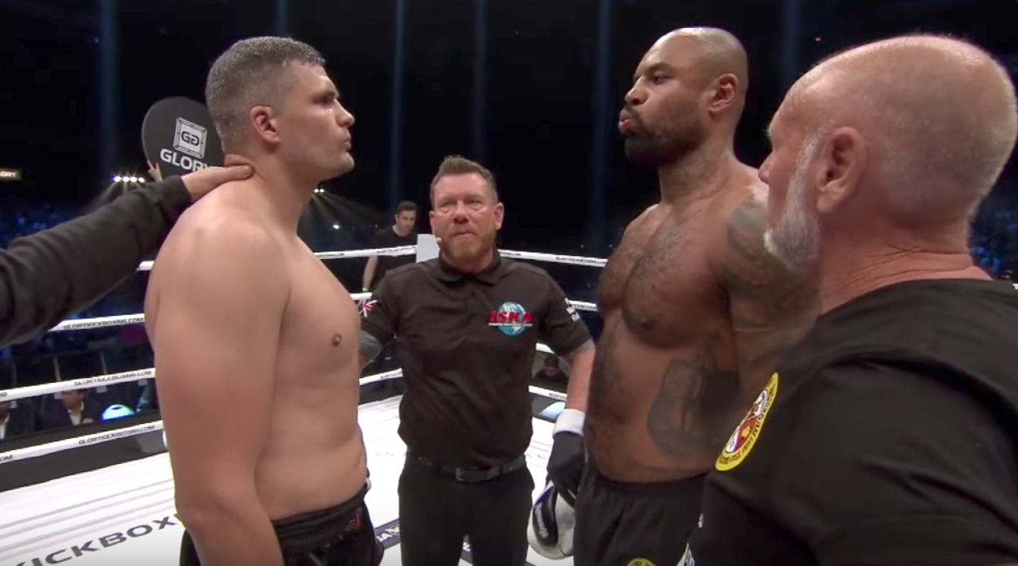 FULL MATCH - Hesdy Gerges vs. Tomas Hron: GLORY 41 Holland