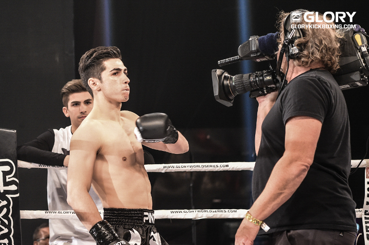High stakes for Pinto and Maxim at GLORY 44 CHICAGO