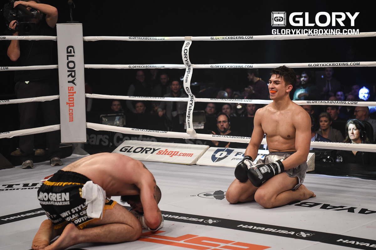Top welterweights collide in one-night tournament at GLORY 44 CHICAGO