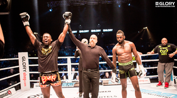 GLORY 44: Doumbé/Groenhart rematch potentially a career-defining bout for both
