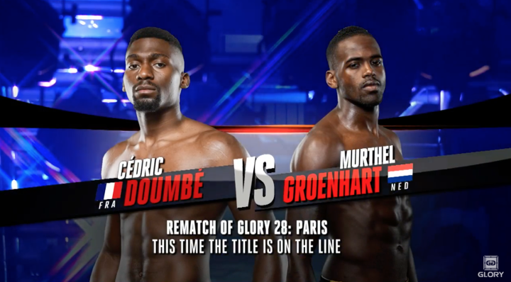 GLORY 44 Chicago: Rewind Show