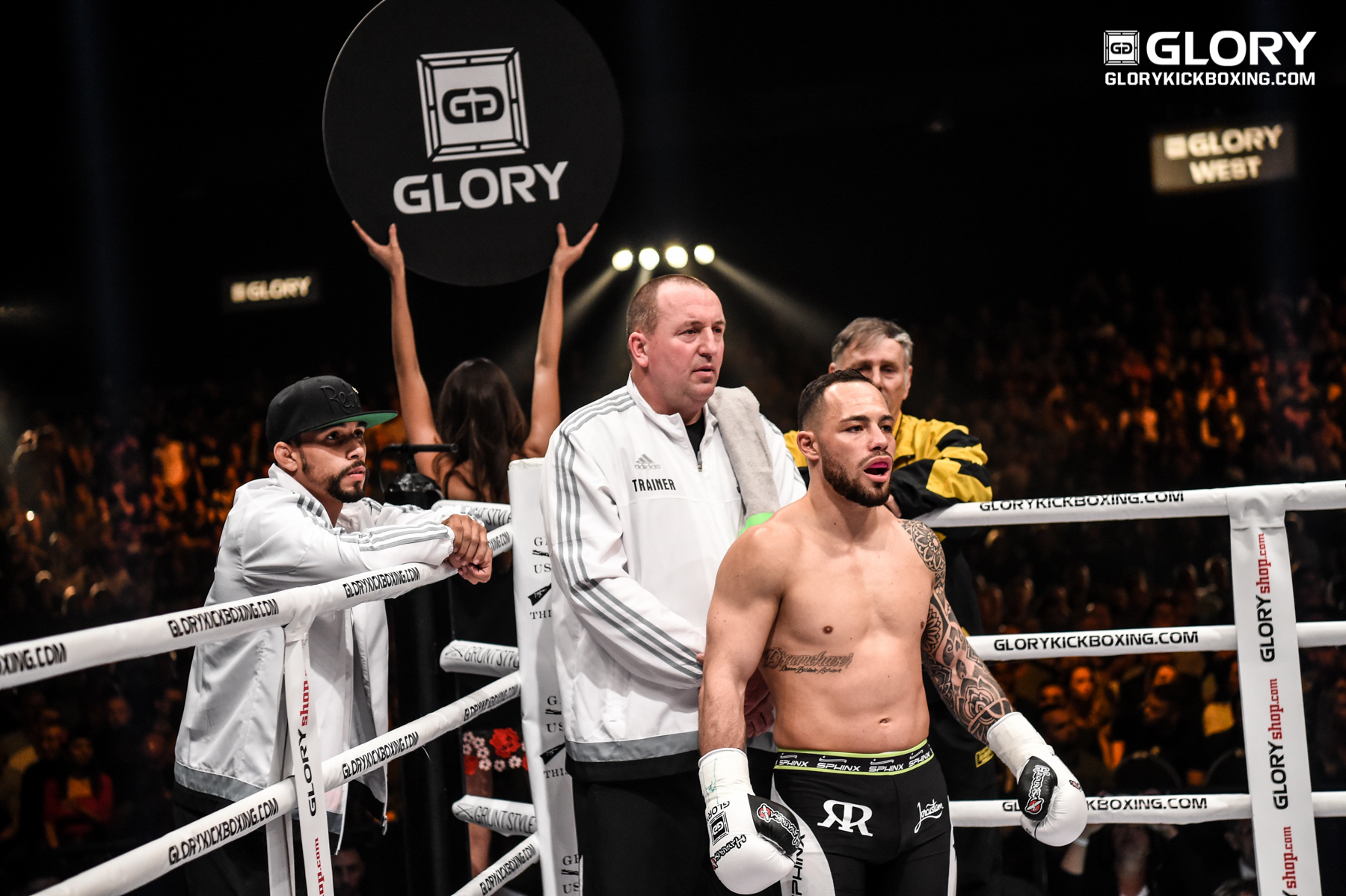 Current and former champions to meet in GLORY 45 headliner