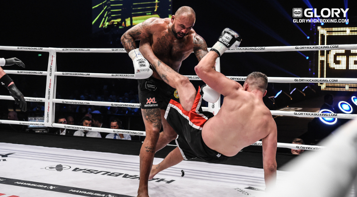 Gerges and Brestovac square off for first time in GLORY 45 co-main