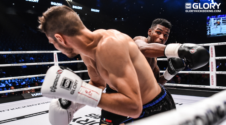 GLORY 45: Zouggary and Glunder tipped to stage 'Fight of the Year' contender