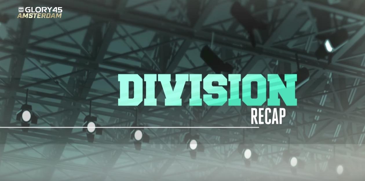 Division Recap - September 2017