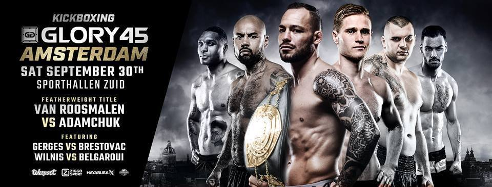 GLORY 45 AMSTERDAM & GLORY 45 SUPERFIGHT SERIES WEIGH-IN RESULTS, VIDEO, PHOTOGRAPHS