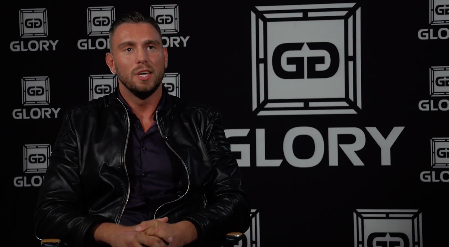 Michael Duut details his insane preparations for GLORY 45 light-heavyweight tournament