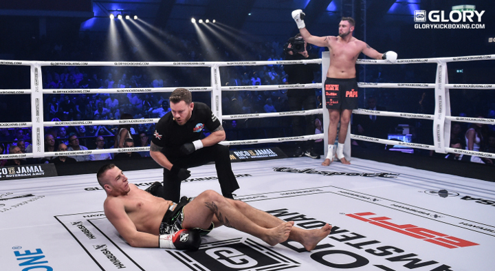 Michael Duut storms tournament with back-to-back KO wins