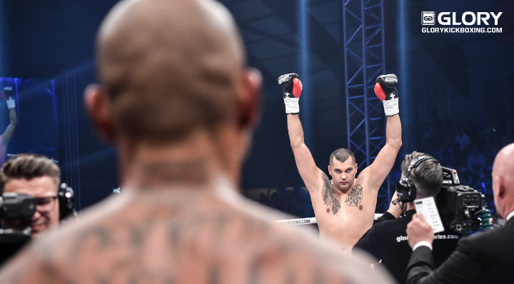 Brestovac stops Gerges in potential 'Knockout of the Year'