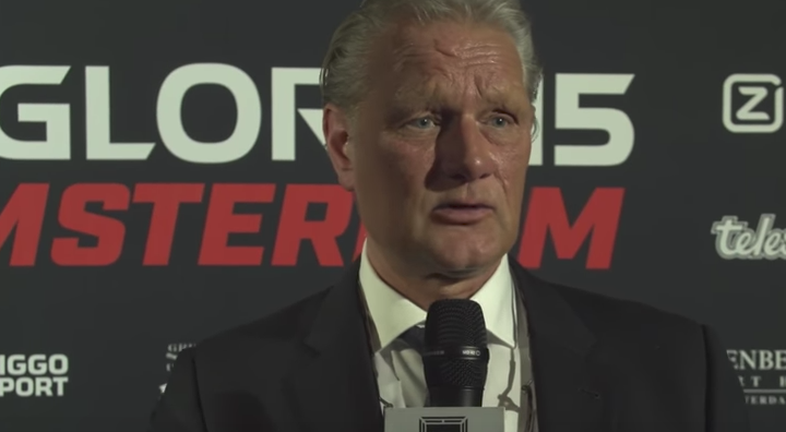Cor Hemmers reviews GLORY 45, looks forward to China and Rotterdam