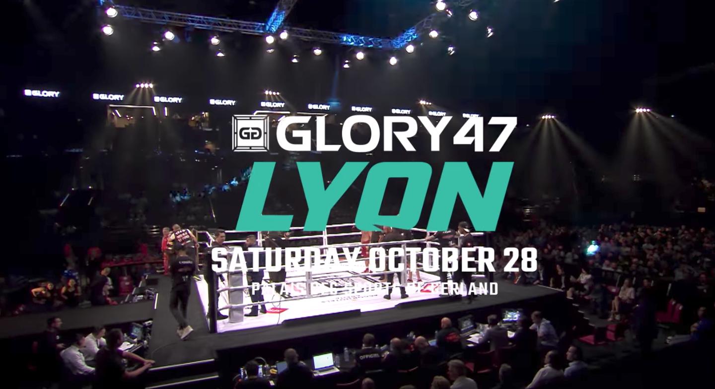 GLORY 47 Lyon: billets en vente!